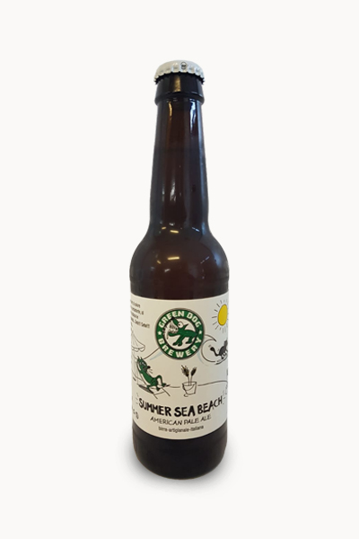"BIRRA ARTIGIANALE ""SUMMER SEA BEACH"""